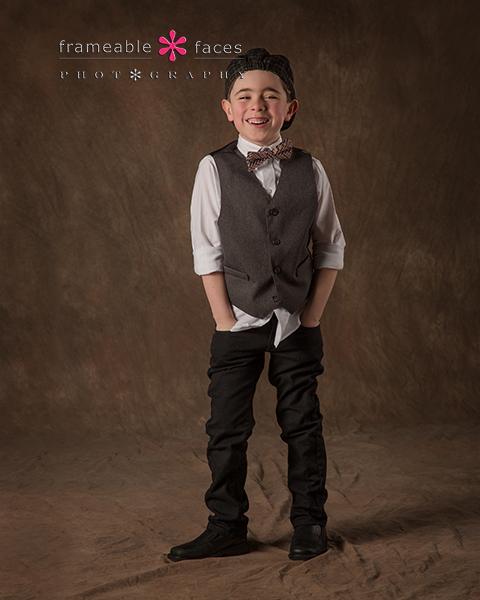 Handsome Little Guy