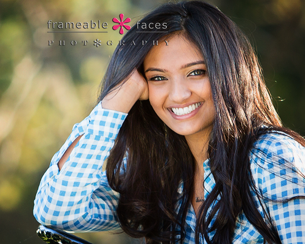 Sahana's Senior Session