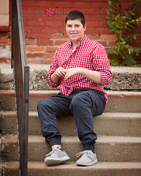 Nick's Senior Session