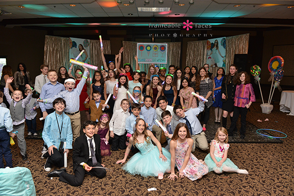 Candy Bat Mitzvah