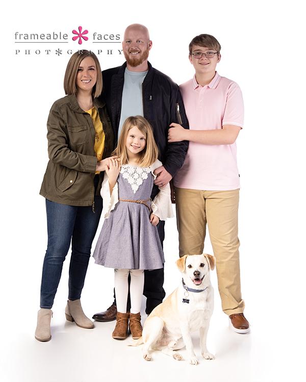Frameable Family